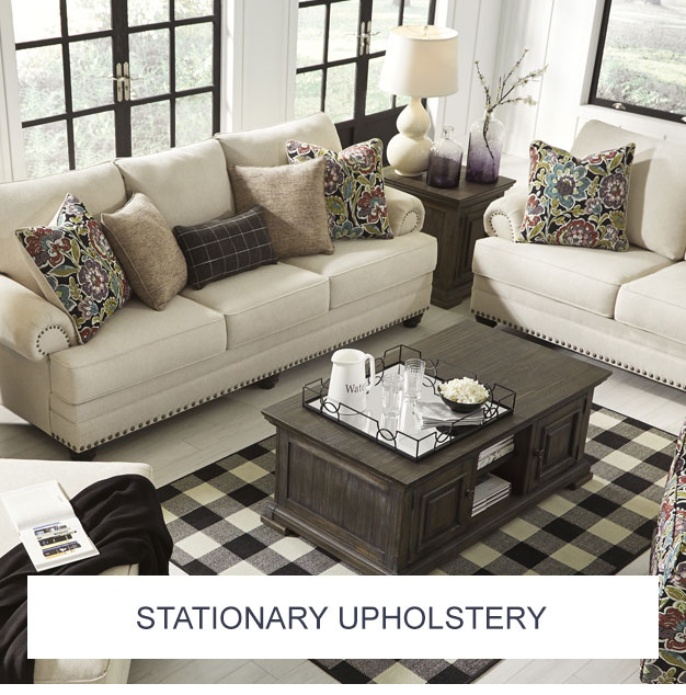 Shop Stationary Upholstery
